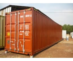 Container khô 40feet cao