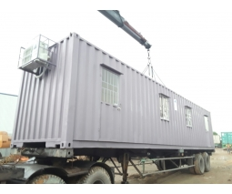VẬN CHUYỂN CONTAINER